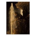 Tyler-Davidson Fountain Card