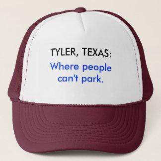 Tyler Drivers Trucker Hat