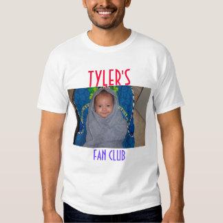 TYLER EICK FAN CLUB T-SHIRTS