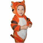 Tyler el tigre escultura fotográfica