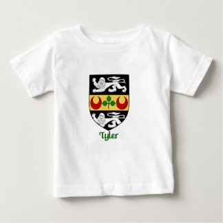 Tyler Family Shield Baby T-Shirt