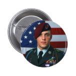 tyler, In Loving Memory Sgt. Tyler Juden Pinback Button