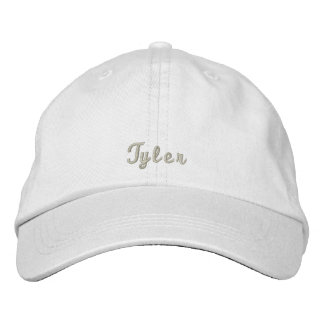 Tyler - Personalized Cap