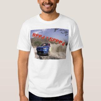 Tyler race car driver shirt