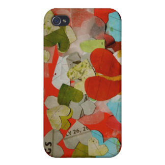 Tyler Shea - Paper Hearts iPhone 4/4S Case