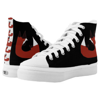 Tyler The Red Fox High-Top Sneakers