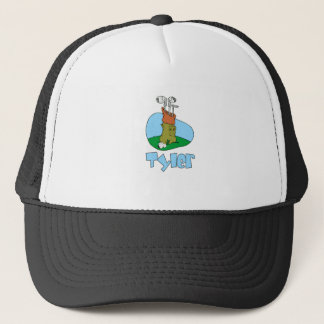 Tyler Trucker Hat