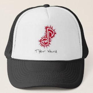 tyler ward trucker hat