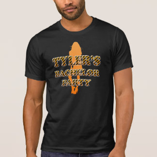 Tyler's Bachelor Party T-Shirt