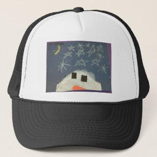 Tyler's Snowman Trucker Hat