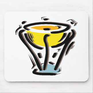 Tympani Drum Mouse Pads