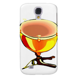 Tympani with hand tuners graphic image galaxy s4 case