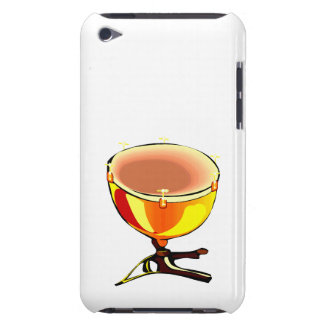 Tympani with hand tuners graphic image barely there iPod case