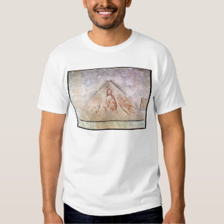 Tympanum depicting Christ the Redemptor T Shirt