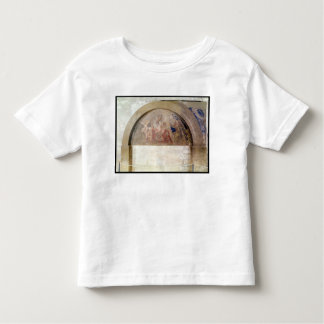 Tympanum depicting the Virgin of Humility Shirt