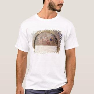 Tympanum depicting the Virgin of Humility T-Shirt