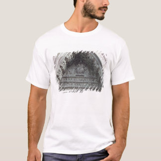 Tympanum from the left portal T-Shirt