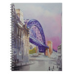 Tyne Bridge - Dean Street Notebook