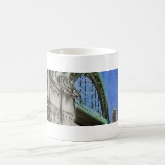 Tyne Bridge, England Mug