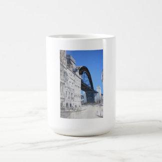 Tyne Bridge from Dean  Street Mug