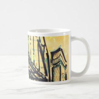 Tyne Bridge from Dene Street Coffee Mug