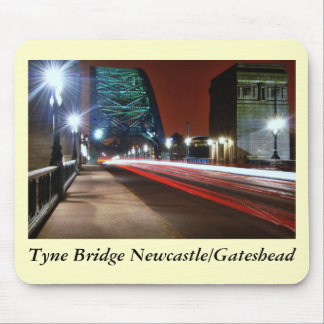 Tyne Bridge Mouse Pad