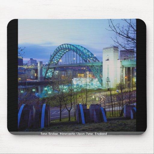 Tyne Bridge, Newcastle-Upon-Tyne, England Mouse Pad