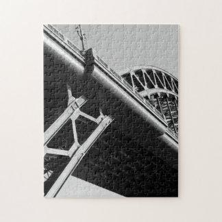 Tyne Bridge Newcastle upon Tyne Jigsaw Puzzle