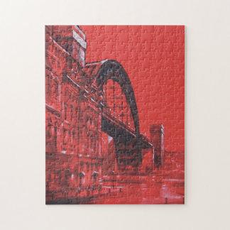 Tyne Bridge, Newcastle upon Tyne Jigsaw Puzzle