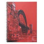 Tyne Bridge, Newcastle upon Tyne Notebook