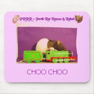 Tyne's Trains Mouse Pad