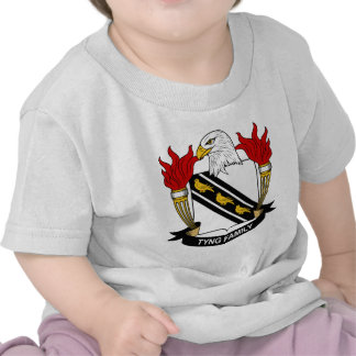 Tyng Family Crest Tshirt