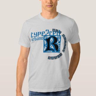 type2red 2r design t shirt