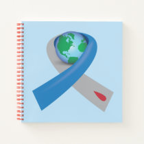 Type 1 Diabetes Awareness Around The World Notebook