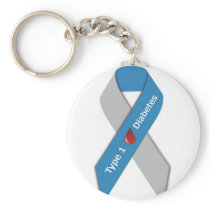 Type 1 Diabetes Ribbon