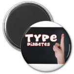 Type 1 Diabetes Fridge Magnet