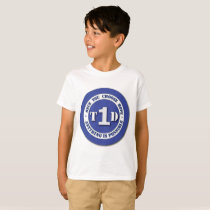 Type 1 Diabetes Shield T-Shirt