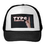 Type 1 Diabetes Trucker Hats