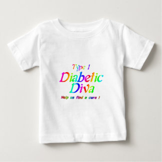 Type 1 Rainbow Baby T-Shirt