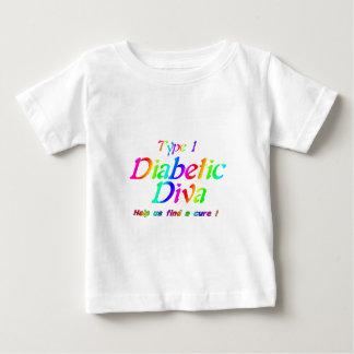 Type 1 Rainbow Infant T-shirt