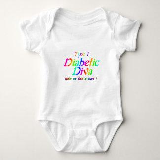 Type 1 Rainbow T-shirt