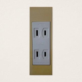 type A socket Mini Business Card