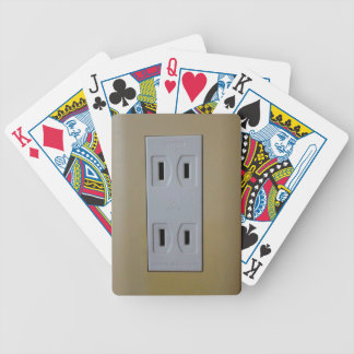type A socket Bicycle Poker Cards