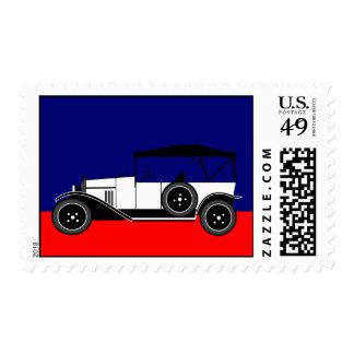 Type A Torpédo - Citroën 1919 Stamp