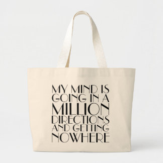 Type A Typography Tote