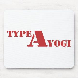 Type A Yogi gear Mouse Pads