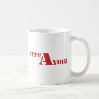 Type A Yogi gear Mug