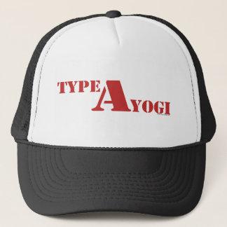 Type A Yogi gear Trucker Hat