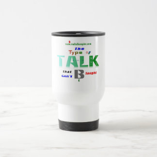 type - Big gulp Travel Mug