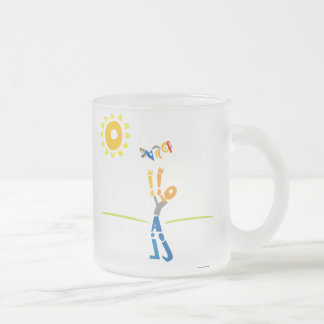 Type Dad Mug - Happy Father's Day!